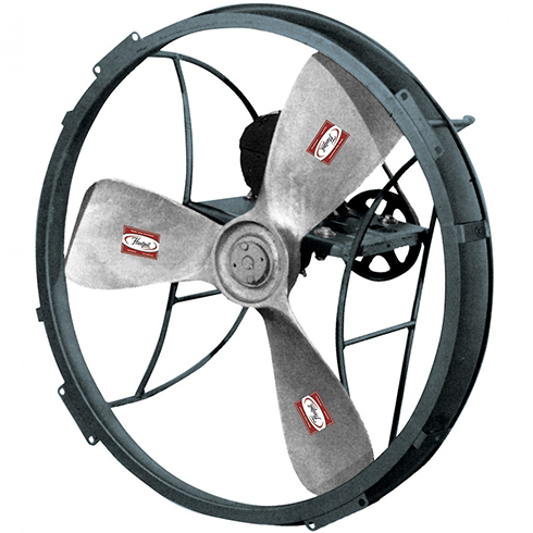 Series 08R Belt Drive Ring Fan, Reverse Flow | Hartzell Air Movement