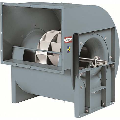 Series 13 Backward Curved Centrifugal Fan, Double Width | Hartzell Air Movement