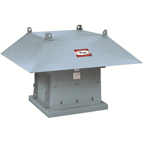 Series 15E Direct Drive Hooded Roof Ventilator, Exhaust | Hartzell Air Movement