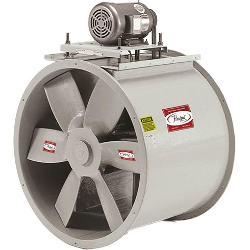 Series 34 Fiberglass Belt Drive Duct Fan | Hartzell Air Movement