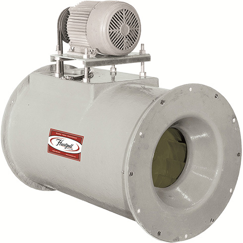 Series 40 Fiberglass In-Line Centrifugal Fan | Hartzell Air Movement