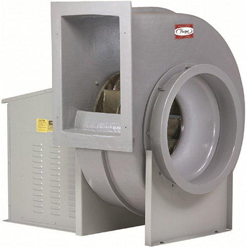 Series 41P Fiberglass Backward-Curved Centrifugal Fan — Packaged | Hartzell Air Movement