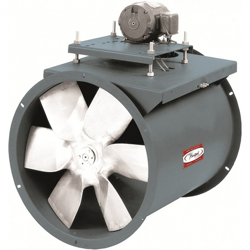 Series 46 Belt Drive Duct Axial Fan | Hartzell Air Movement