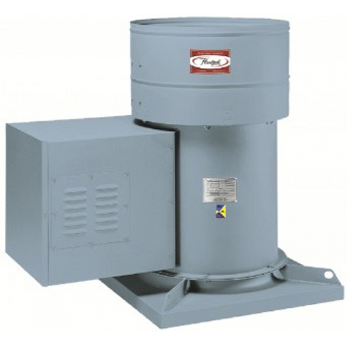 Series 69 Upblast Roof Ventilator — Belt Drive | Hartzell Air Movement