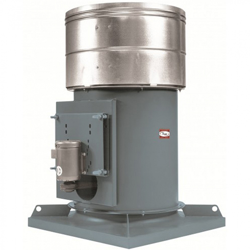 Series 69H Smoke Ventilator – Belt Drive | Hartzell Air Movement