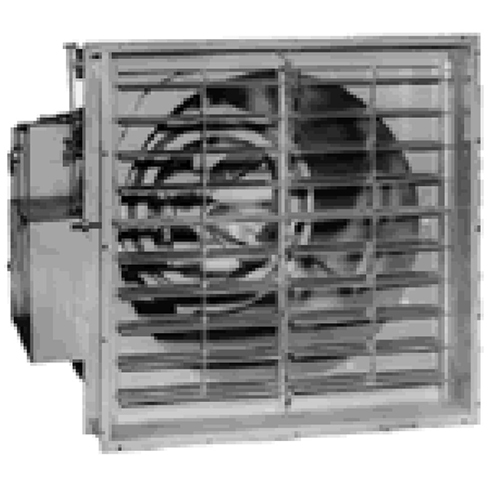 Series 78H Econo Heating Equipment, Horizontal Direct Gas Fired Make Up Air Heater | Hartzell Air Movement