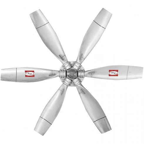 Series 90 Aluminum Adjustable Pitch Fan Assembly, Type AA | Hartzell Air Movement