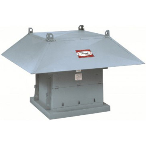 Series 16E Belted Hooded Roof Ventilator, Exhaust | Hartzell Air Movement