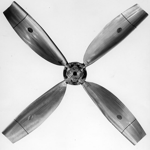 Series 92 Aluminum Adjustable Pitch Fan Assembly, Type BT | Hartzell Air Movement