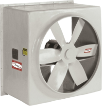 Hartzell Series 59 Fiberglass Direct Drive Wall Ventilator