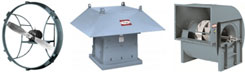 View all fans and equipment for energy market applications