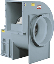 Hartzell Series 03 Backward Curved Centrifugal Fan
