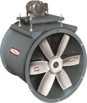 Hartzell Series 31 Belt Drive Duct Fan