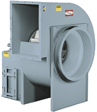 series 03 Backward Curved Centrifugal Fan